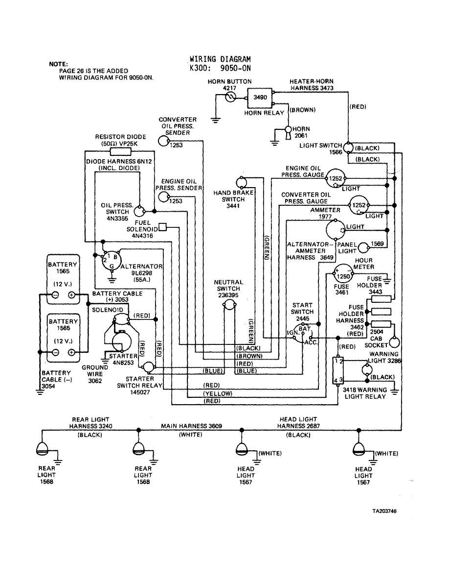 Bomag Wiring Diagram Wiring Schematic