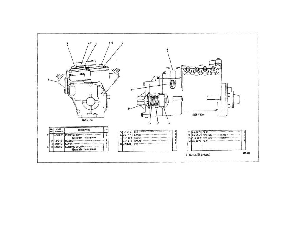 medium resolution of caterpillar 3208 industrial engine