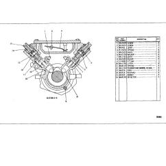 Pump Parts Diagram Hoist Wiring 3406b Cat Fuel Breakdown Free