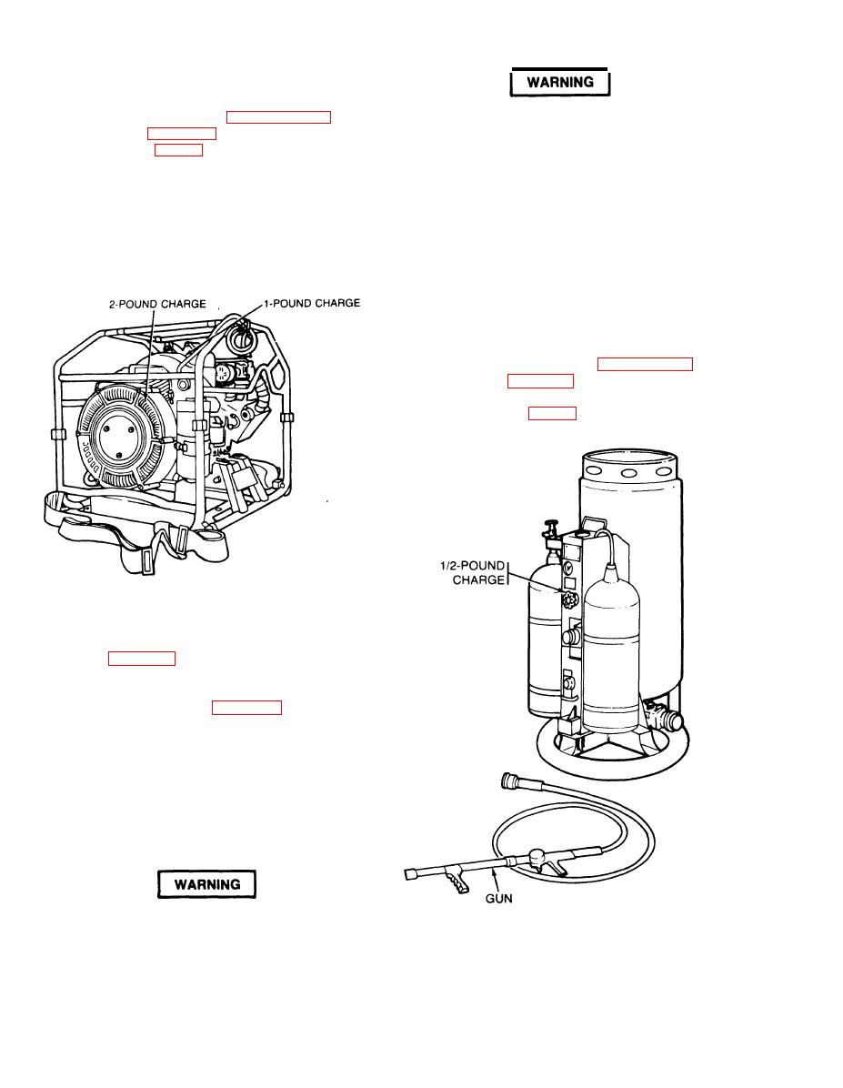 Disperser, Riot Control Agent, Helicopter or Vehicle