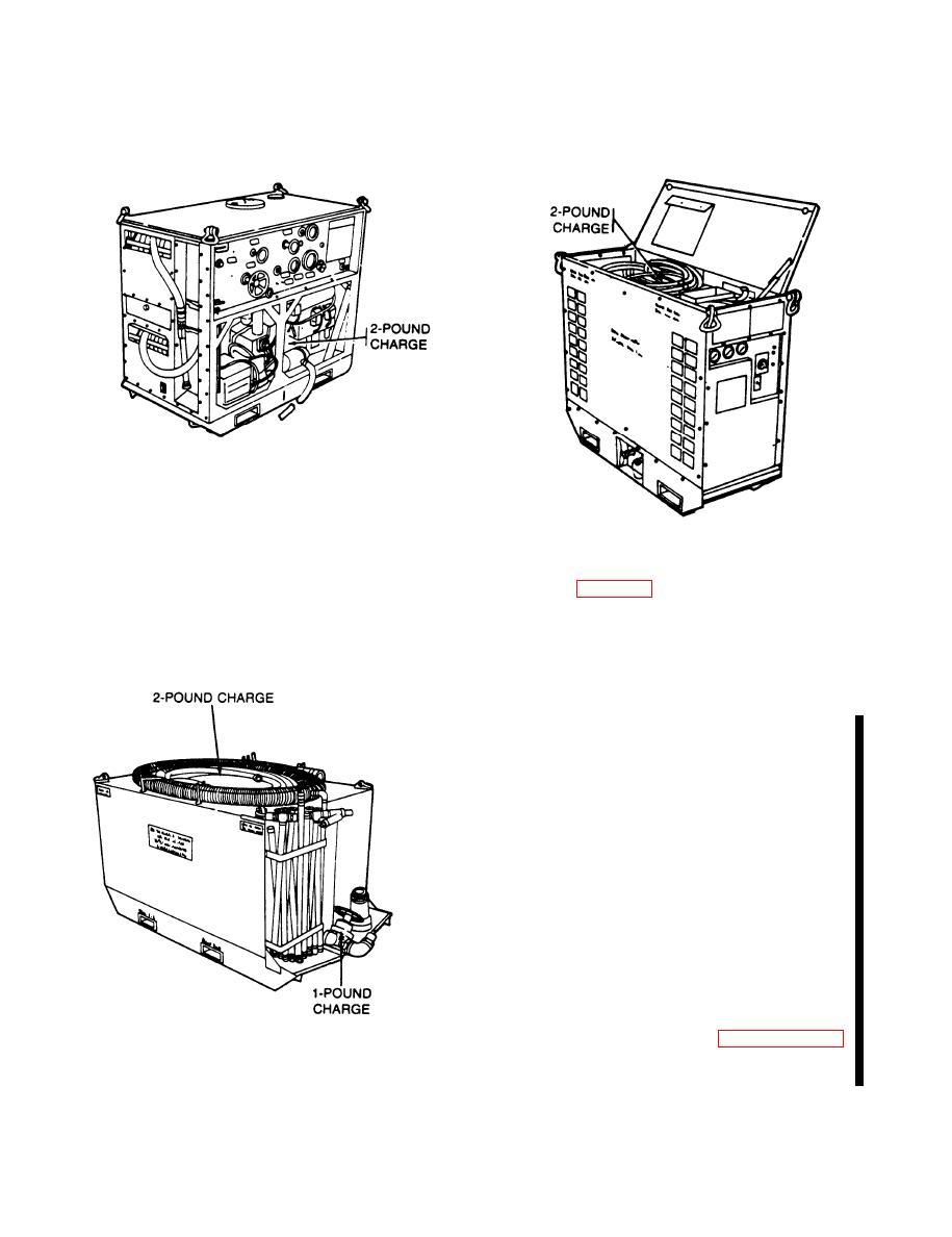 Decontaminating Apparatus, Type A/E32U-8 and M17.