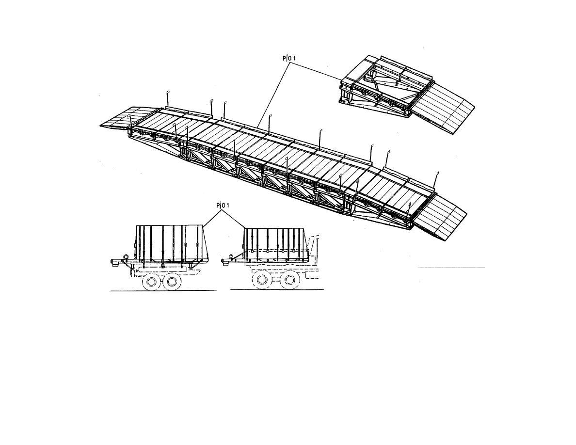 Figure 1. Bridge Set, Fixed, UK MGB