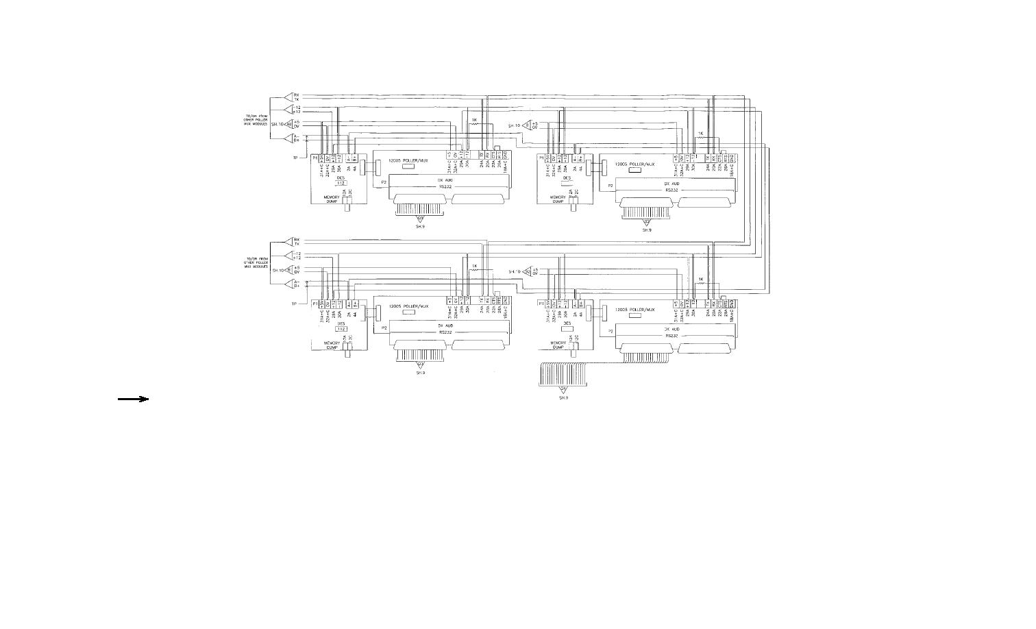 FO-2. PMC Functional Wiring Block Diagram (Sheet 6 of 11)