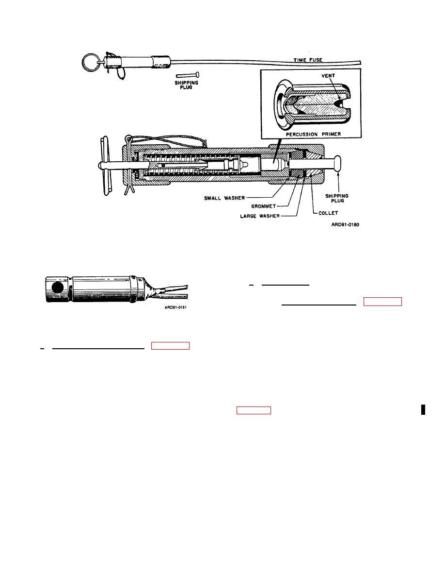 Figure 4-13. M60 weatherproof fuse igniter.