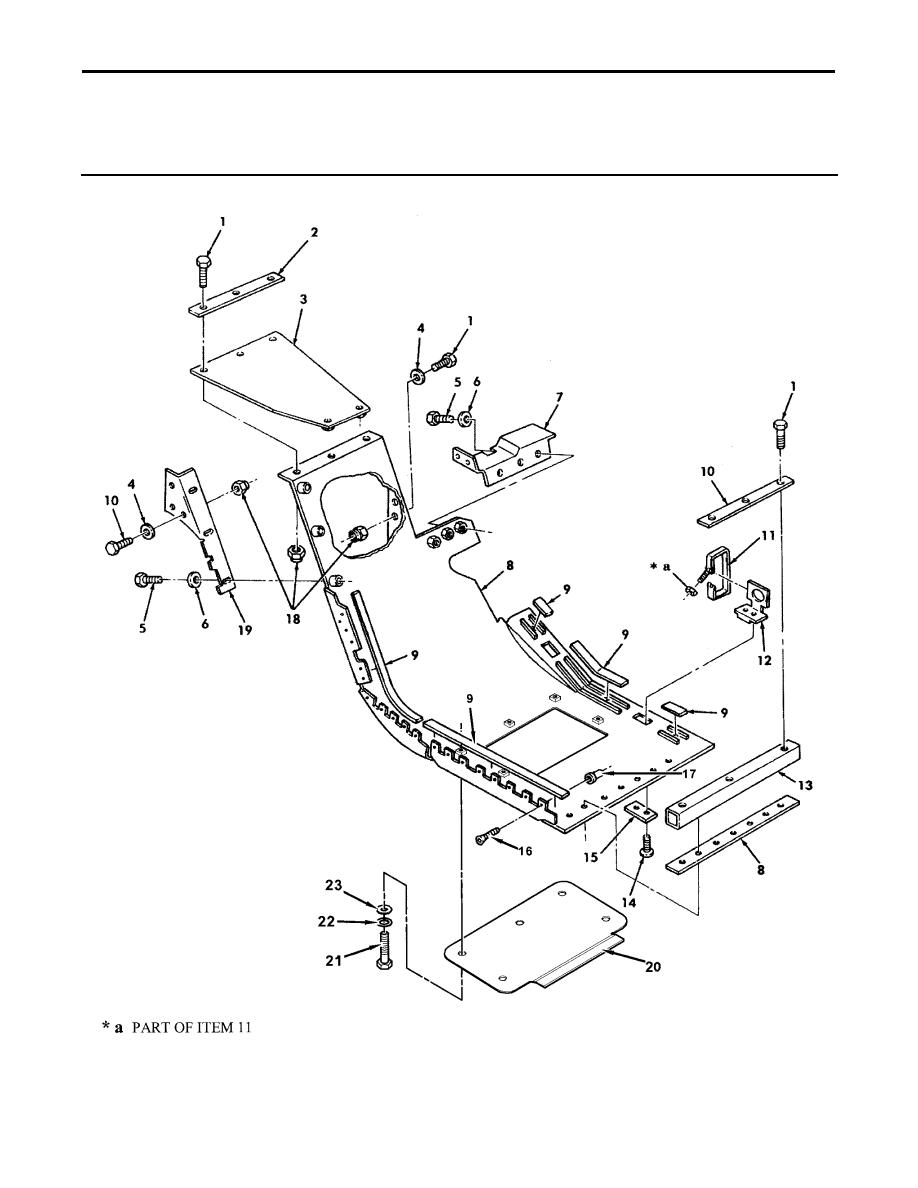 Figure 193. Rear Passenger Side Underbody Protection