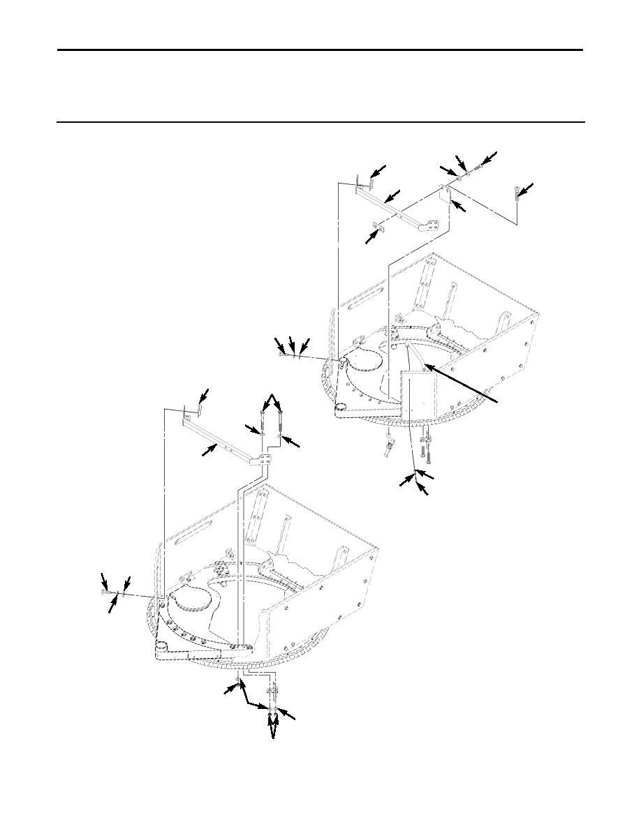 Figure 196F. Gunner Protection Kit (Sheet 2 of 2)