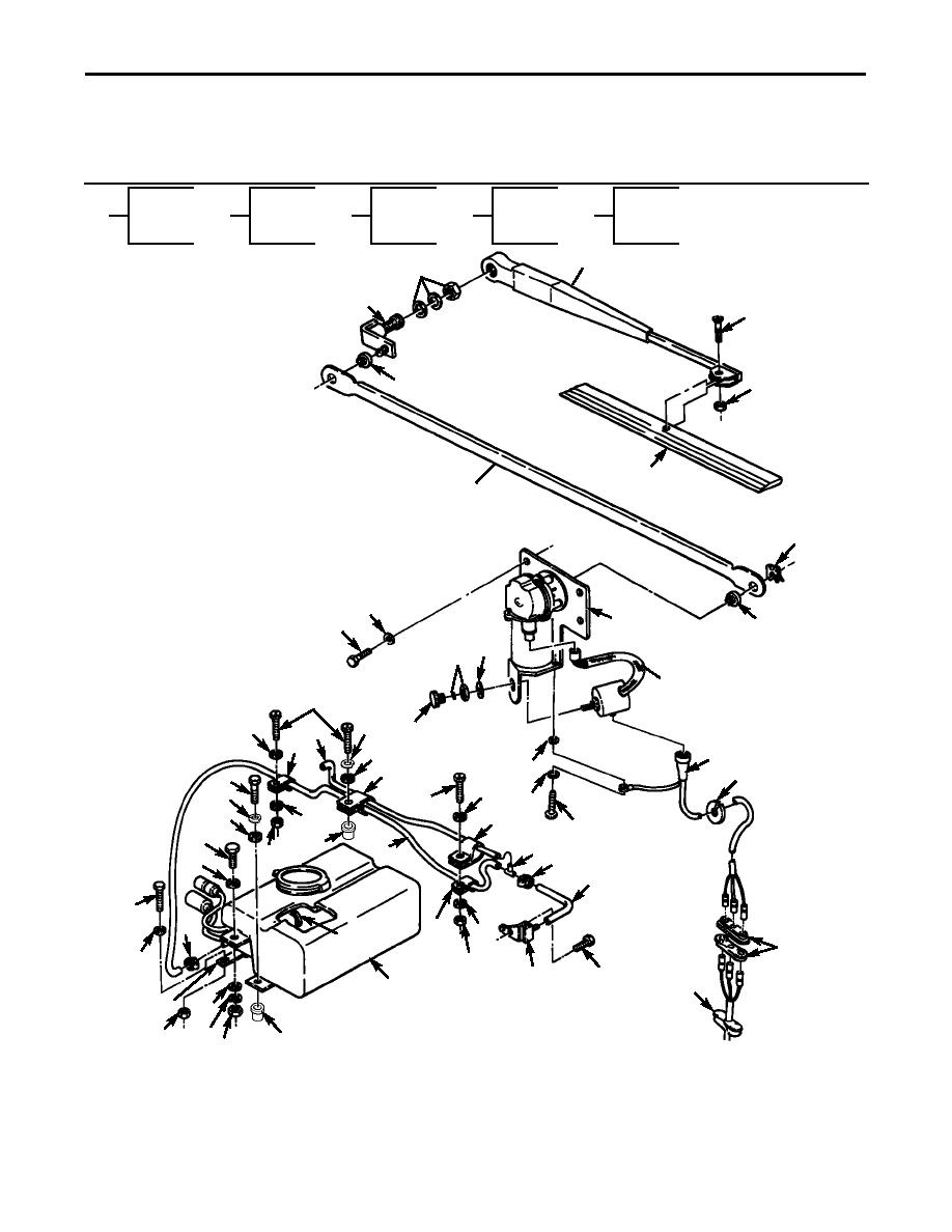 Figure 228A. Windshield Wiper Assembly