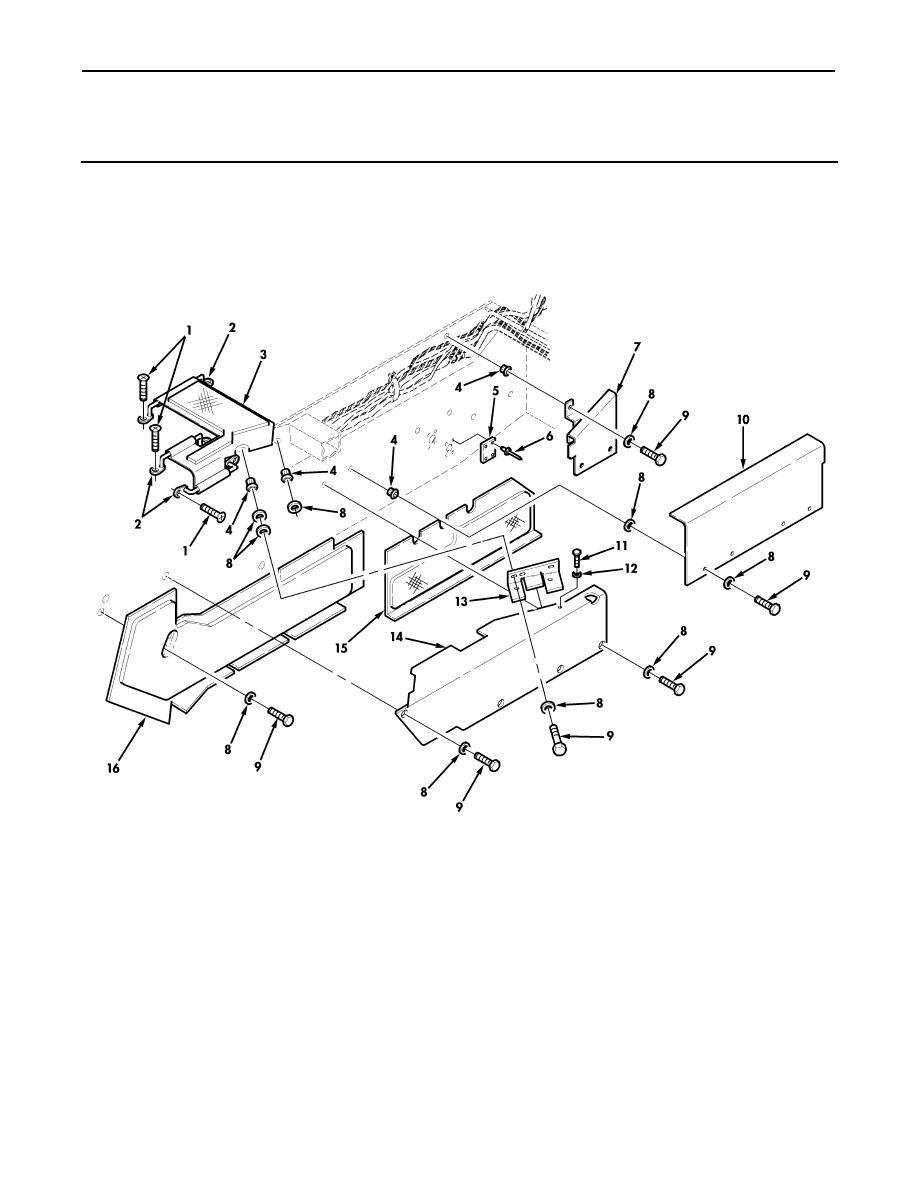Figure 269A. HVAC Insulation, Covers, and Mounting Hardware