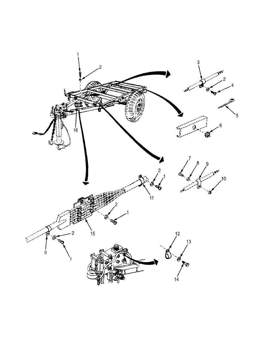 Figure 4. Wiring Harness and Intervehicular Cable