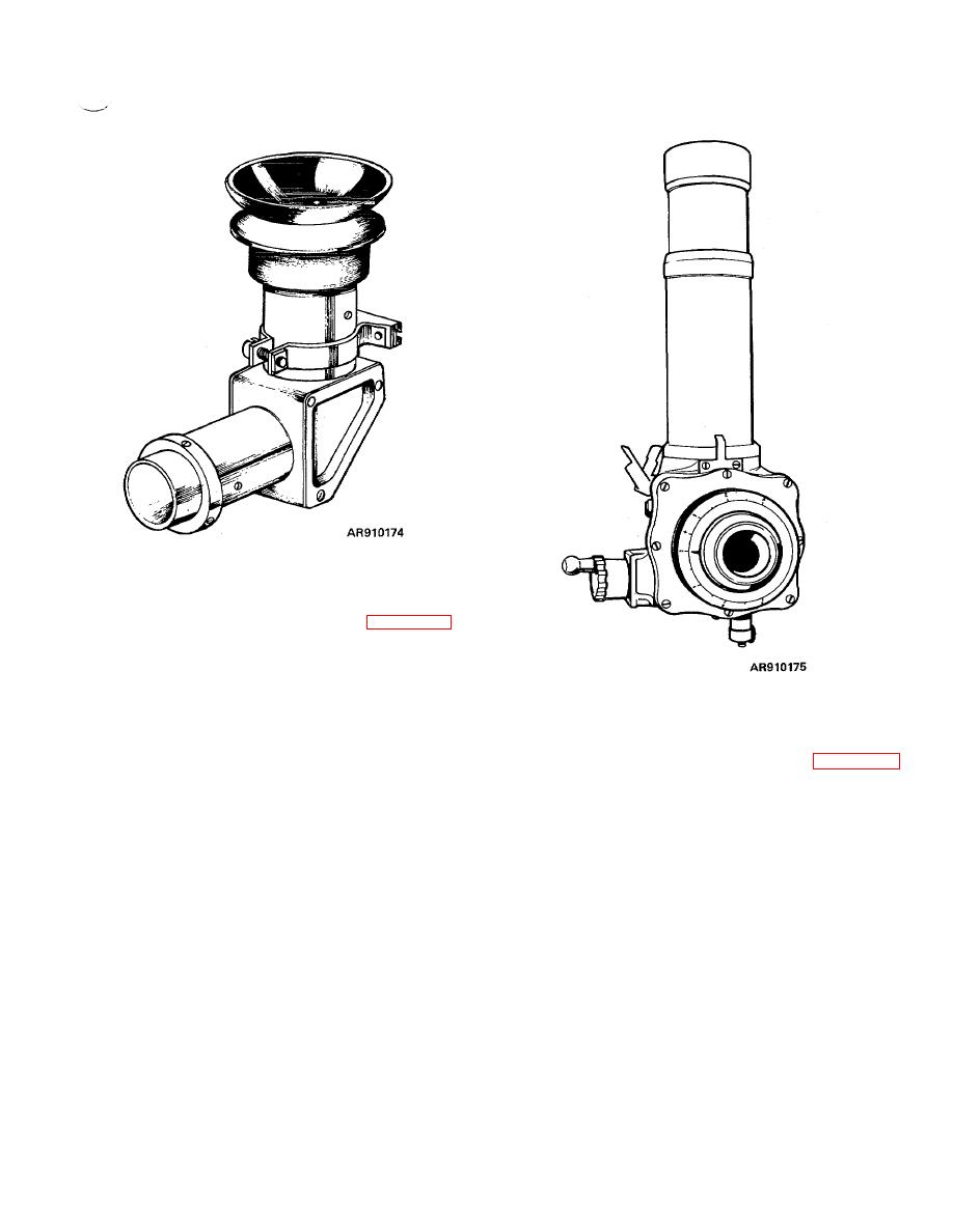 Figure 8-10. Elbow telscope (Sight Units)-assembled
