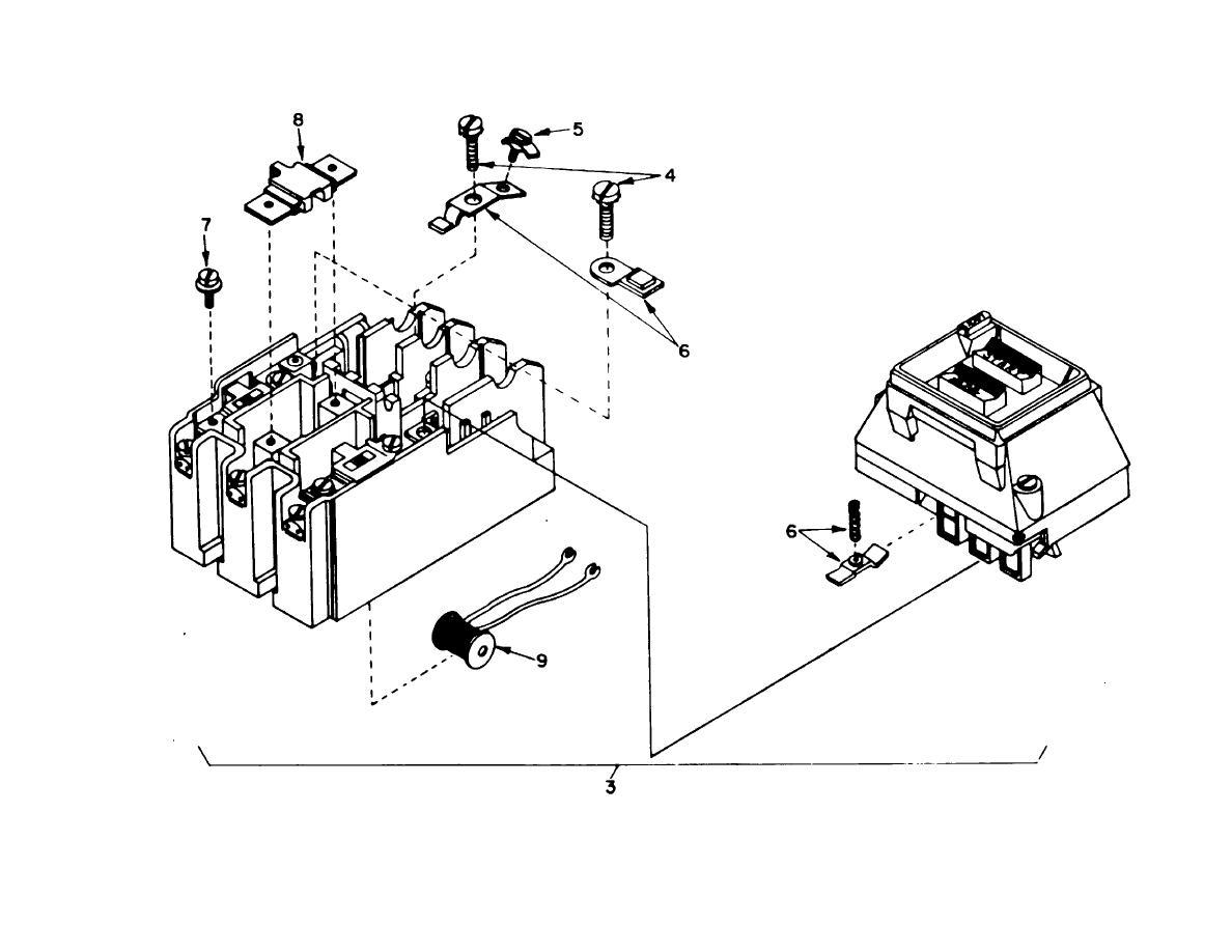 Figure 64. Controller, Motor, Boiler, Hot Water Pump
