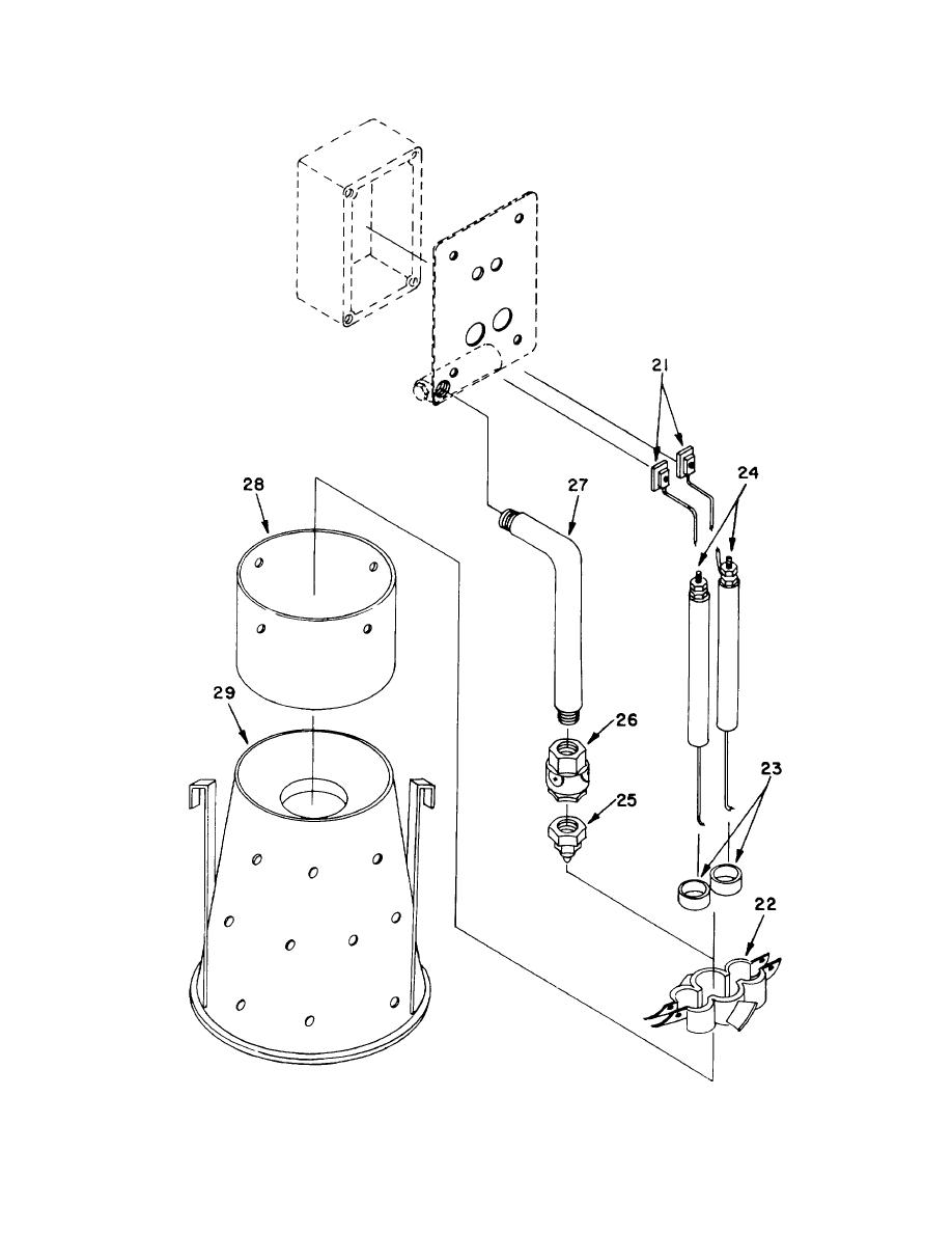 Figure 152. Boiler and Oil Burner, Heating (Sheet 3 of 3)