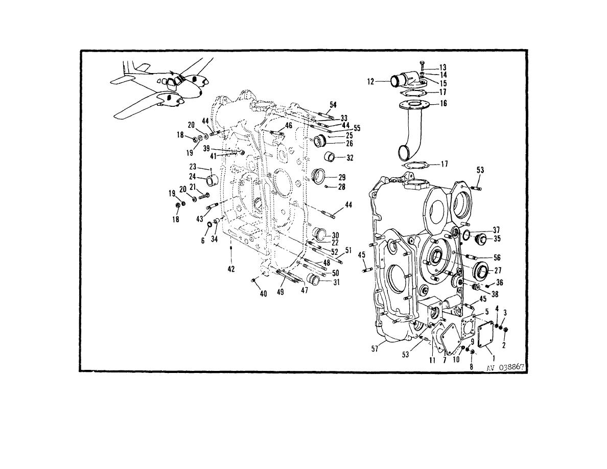 Figure 16. Accessory Housing Assembly Complete
