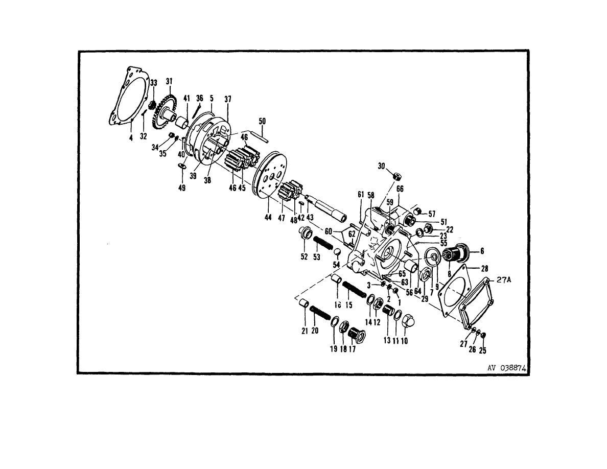 Figure 23. Oil Pump Assembly