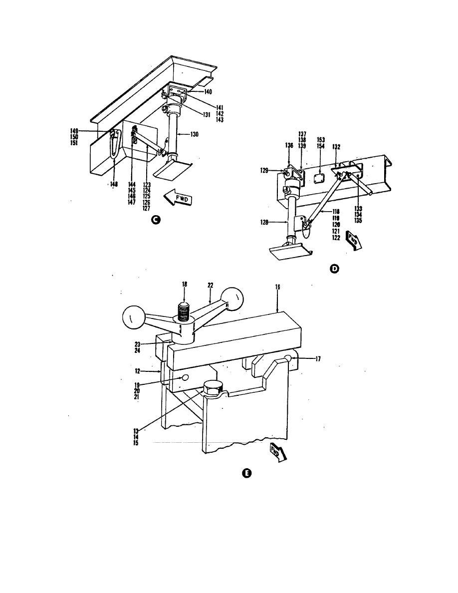 Figure 7-3. Test Trailer Module Part No. LTC T10466-01