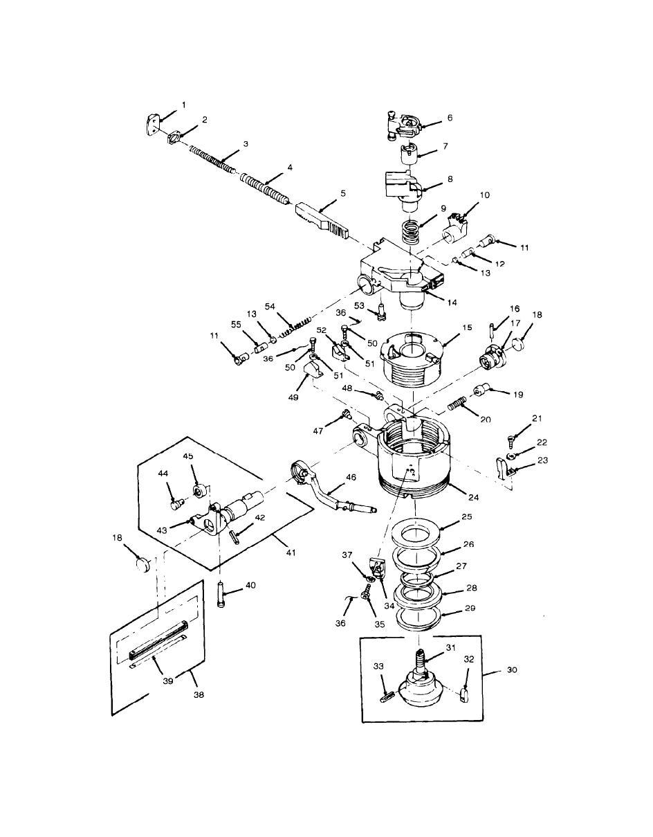 Figure 10. Breech Mechanism Assembly, 11580201 or 8768727