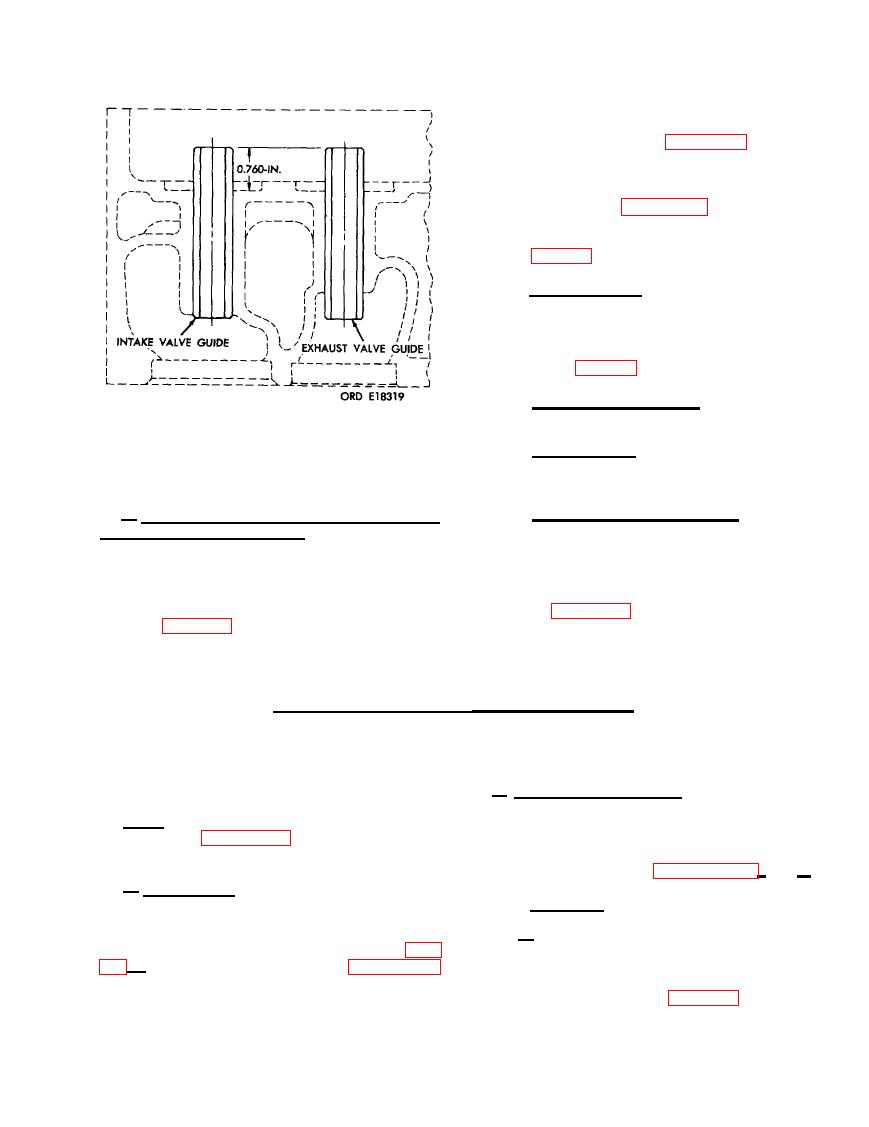 Section IX. REBUILD OF VALVE ROCKER ARMS, SHAFTS, PUSH