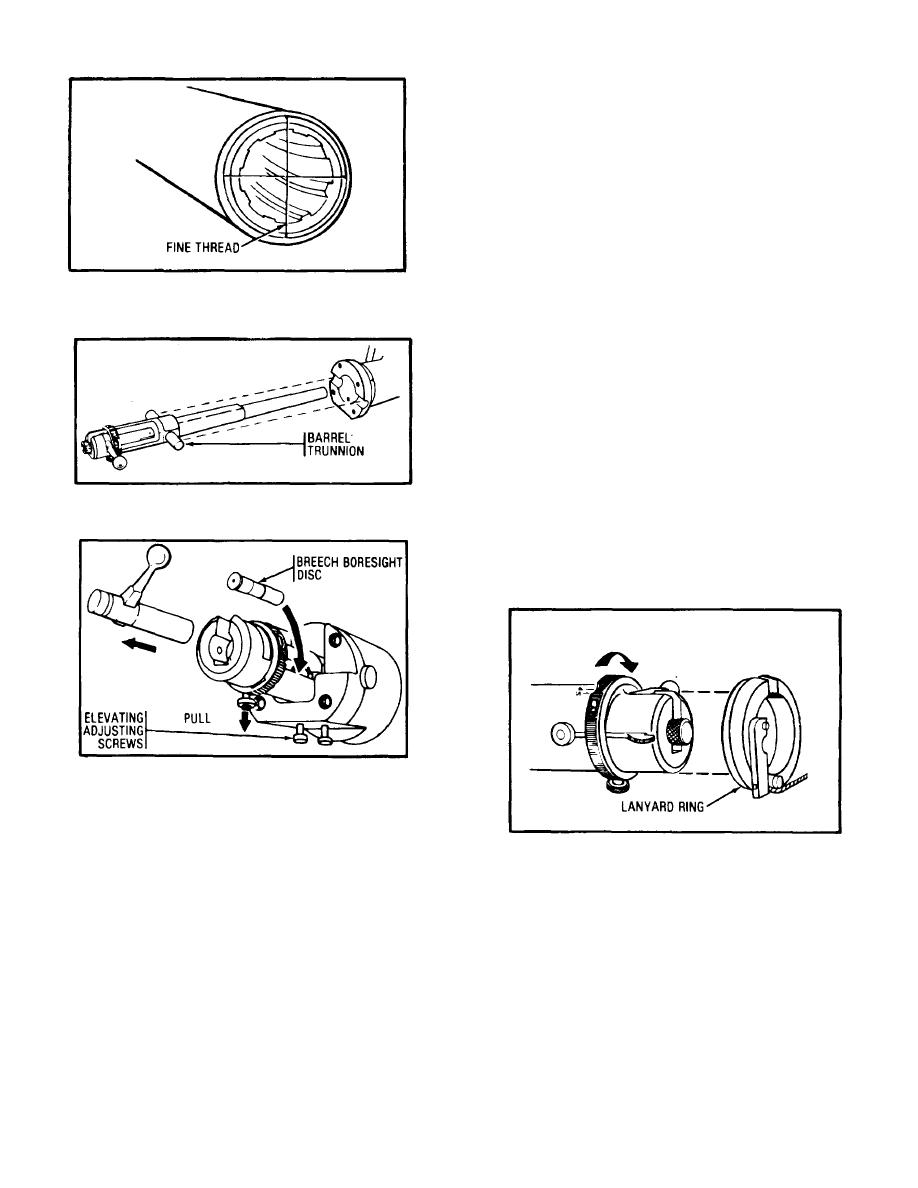Installation Instructions for the M114A1 Howitzer (cont)