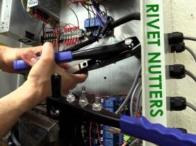 Nut Riveter Tool
