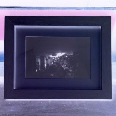 MDF Picture Frame Negative