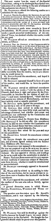 Boston Weekly Messenger May 19, 1852