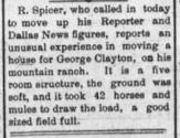 Abilene Reporter March 11 1905