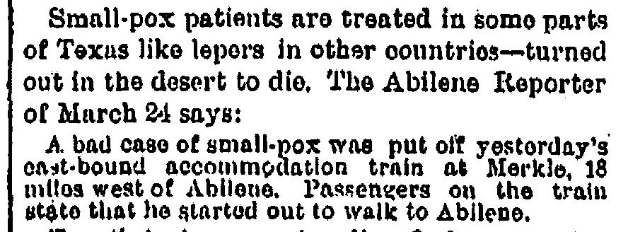 SmallPox Galveston_Weekly_News_1882-03-30_8