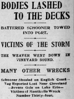 Democrat and Chronicle Nov 13, 1900