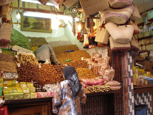 La cocina de Marruecos Sinfona de sabores  Mis crnicas