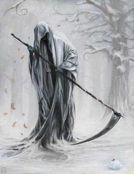 muerte blanca