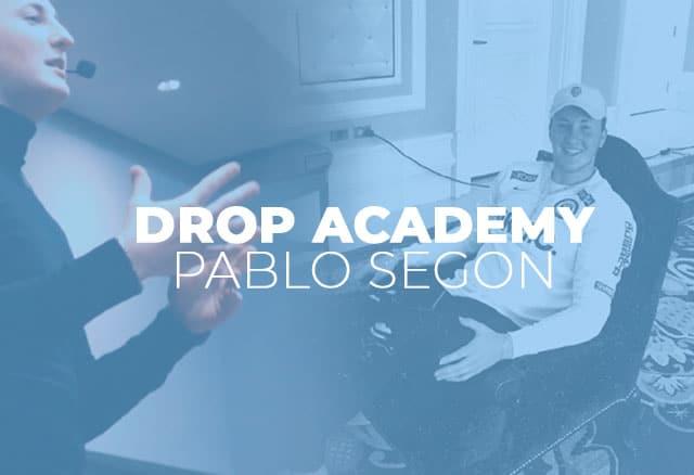 Pablo Segon Drop academy