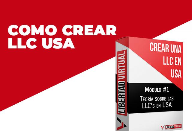 Como Crear LLC USA