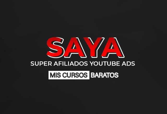 Saya Super Afiliados Youtube Ads