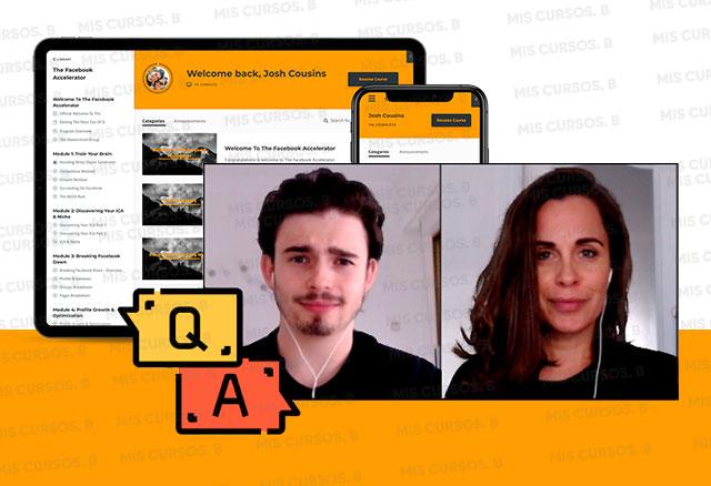 The Facebook Accelerator 2021 - Niki & Josh