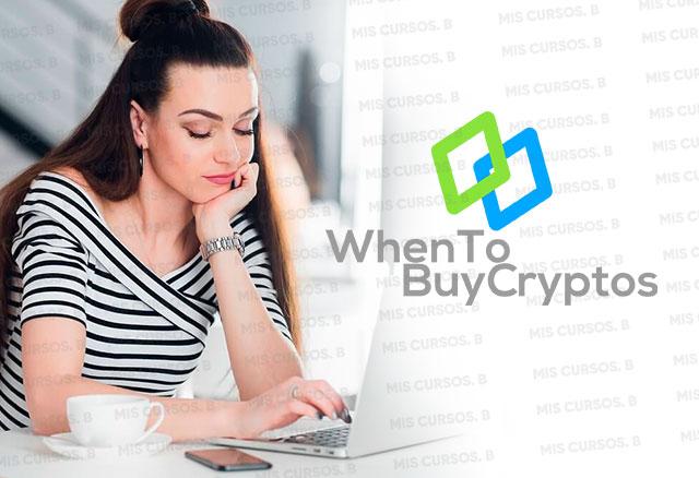 When To Buy Cryptos en español