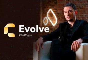Evolve into crypto 2021 de Vadym Zaplachynskyy