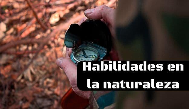 habilidades en la naturaleza