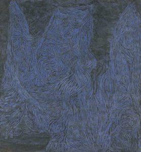 Walpurgis Night 1935 Paul Klee 1879-1940 Purchased 1964 http://www.tate.org.uk/art/work/T00669