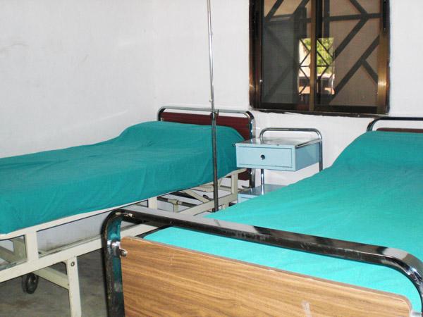 À l'hôpital de Rey Bouba.