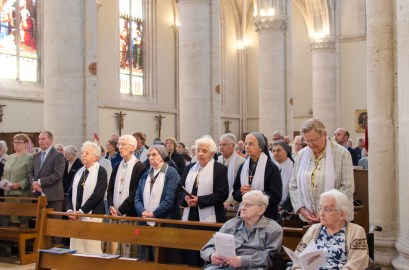 Les Sœurs du Bon Secours de Chartres, devenues Sœurs de la Miséricorde de Sées