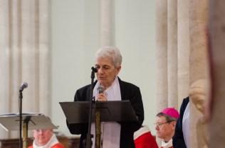Sr Gregoria, économe générale des Sœurs de la Miséricorde