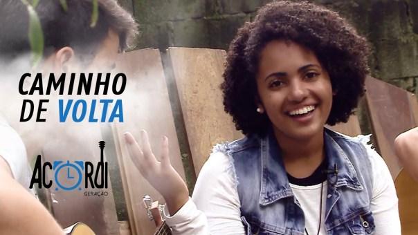 Imagem do clipe da música Caminho de Volta Geração Acordi