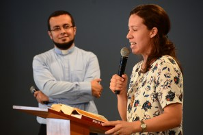 Pe. João Fernando e Mariah Clara pregam na Festa das Tendas 2018