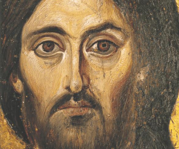 Imagem do ícono Patokrator, A face de Cristo