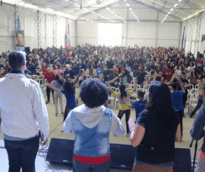 Jovens de várias cidades falam da expectativa pelo Congresso Jovem