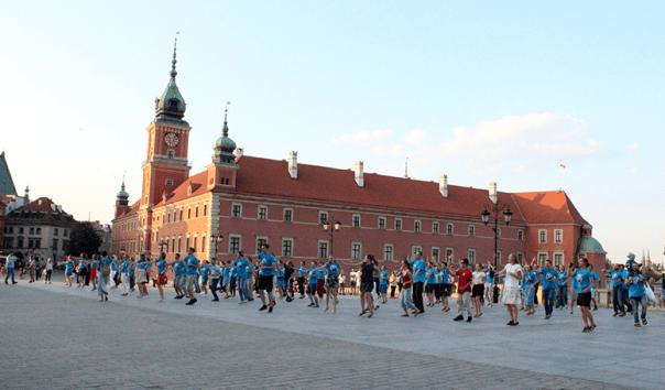 Evangelização em Bulwary Polônia