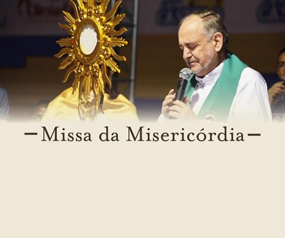 Banner da Missa da Misericórdia