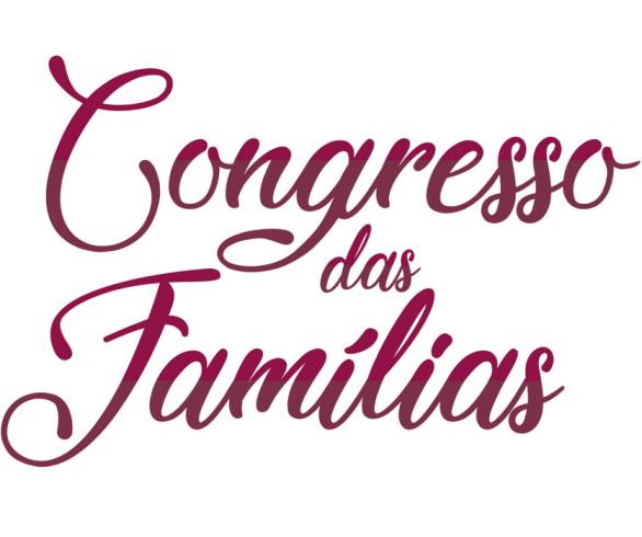 Banner do Congresso das Famílias