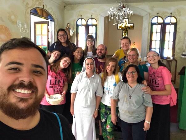 Evangelização Maria Madalena-Irmã Maribel