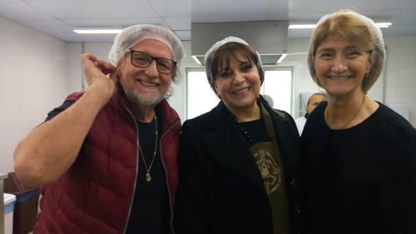 Roberto Ravioli-Ana Lúcia Comolatti e Bia Hauptaman